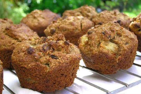 Sunflower Butter Bran Muffins Recipes — Dishmaps