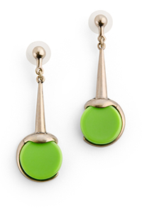 Calypso island earrings by Kate Bosworth's JewelMint