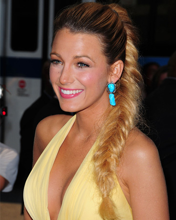 Celeb hairstyle of the week