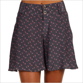Retro Print Skort by Free People