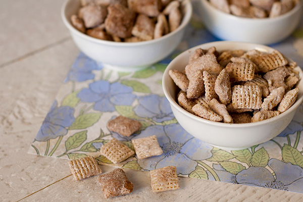 Churo Chex mix