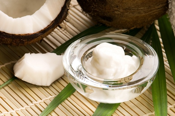Eat more coconut oil