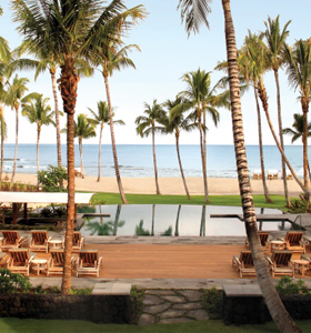 Four Seasons Hualalai at Historic Kaupulehu, Hawaii
