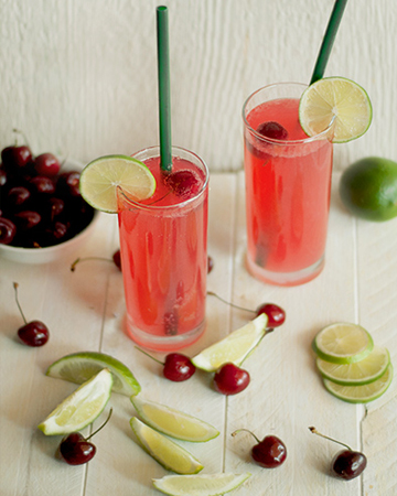 Cool summer sips recipe