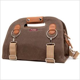 urban-chic satchel