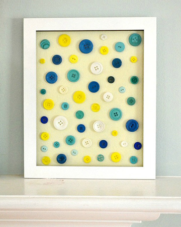 A cute frame that's easy to make