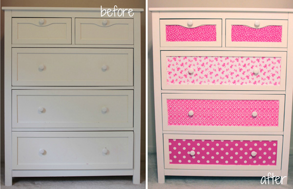 DIY Dresser refurbishing
