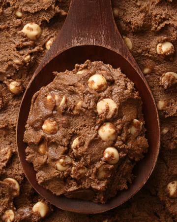 3 Fun sweet dips Double Chocolate Chip Cookie Dough