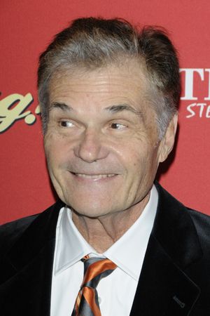 Fred Willard fired from Market Warriors