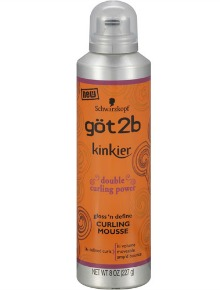 Got 2 B 2 Sexy or Got 2 B Kinkier Mousse