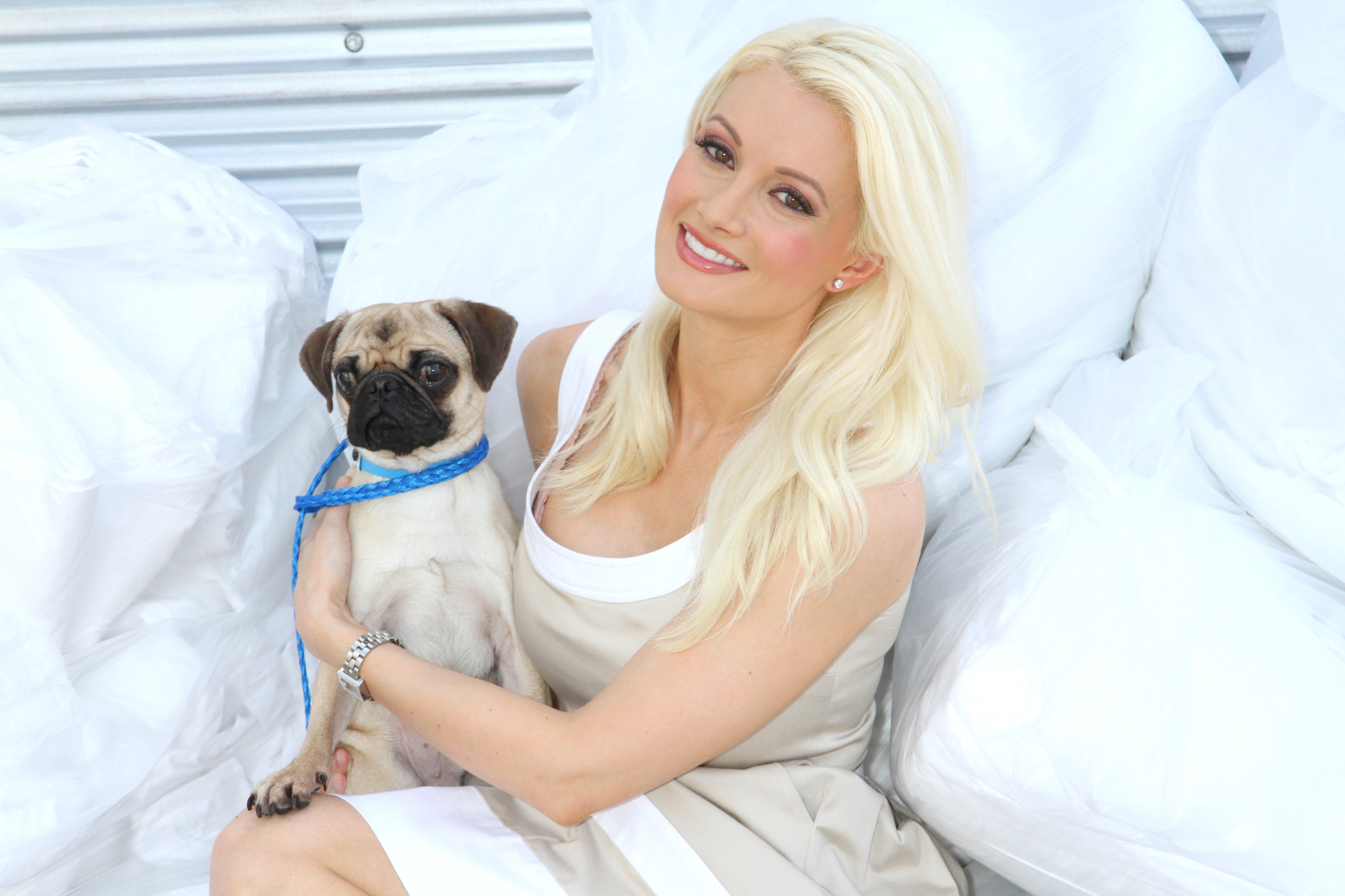 Former Playmate says she's been too busy to have a baby