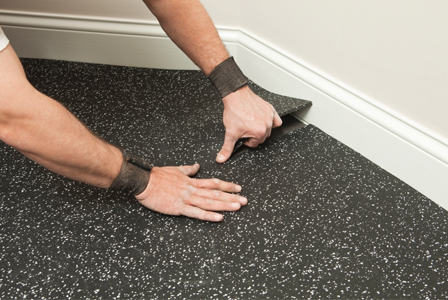 Options in garage flooring for Garage floor ideas cheap