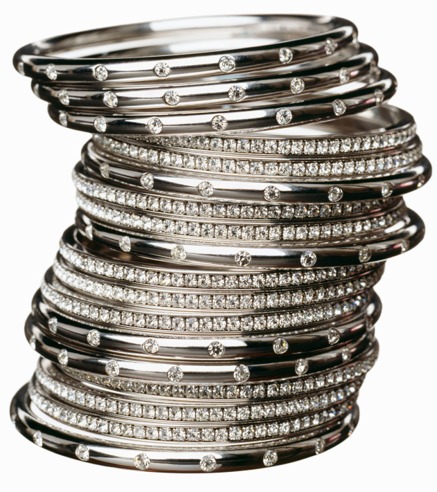 stacked Bracelets