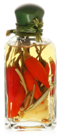 Hot and spicy vinegar