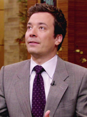 Comedian Jimmy Fallon