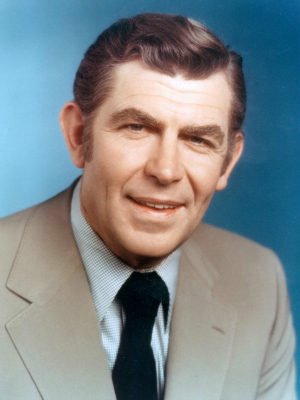 Actor Andy Griffith