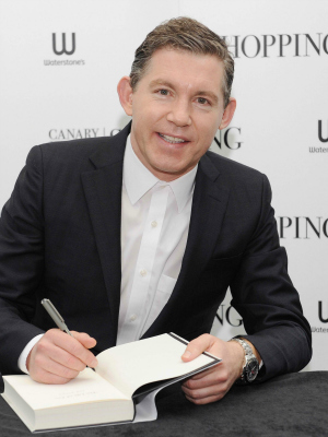 Actor Lee Evans