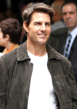 Are you the next Tom Cruise ex?