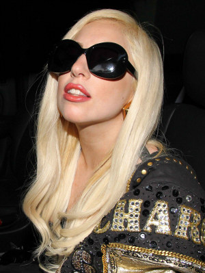 Lady Gaga Leaving Los Angeles