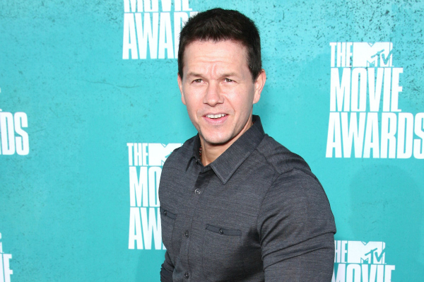 Mark Wahlberg at MTV Movie Awards