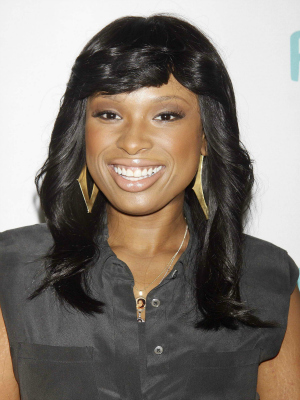 Singer and Actress Jennifer Hudson