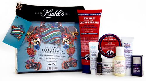 Kiehl's LifeRide for amfAR