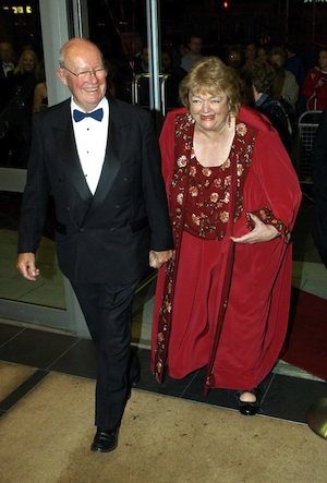 Irish author Maeve Binchy died at age 72.