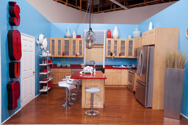 Design Star season 7: Kitchen by Hilari Younger & Stanley Palmieri