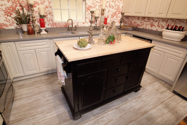 Design Star season 7: Kitchen island