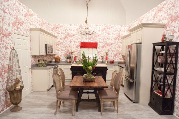 Design Star season 7: Kitchen by Mikel Welch & Rachel Kate