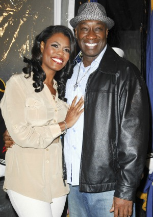 Michael Clark Duncan, Omarosa