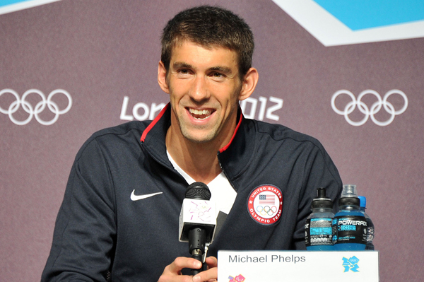 MIchael Phelps breaks Olympics records
