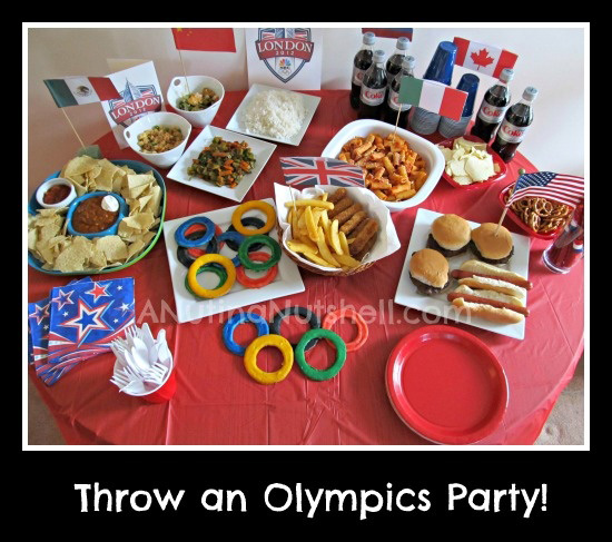 Olympic inspired crafts pinterest edition for International party decor