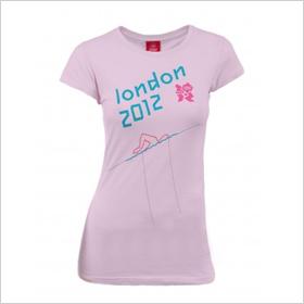 London 2012 shirt (