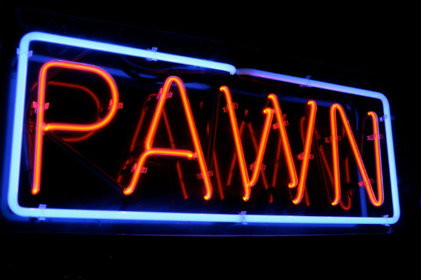 Pawn shop