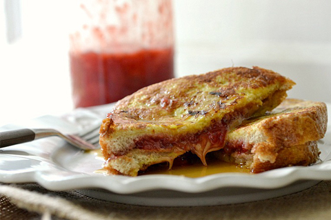 pb j french toast
