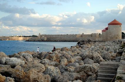 Visit this stunning Greek island