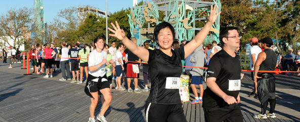 Run for the Wild - Wildlife Conservation Society