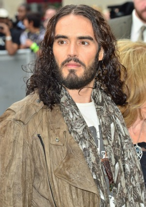 Russell Brand on Howard Stern