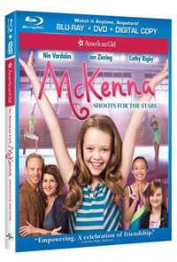 Film An American Girl Mckenna Shoots For The Stars