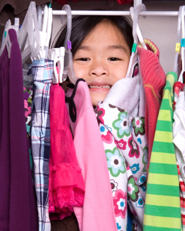 Guide to shopping for kids' school clothes