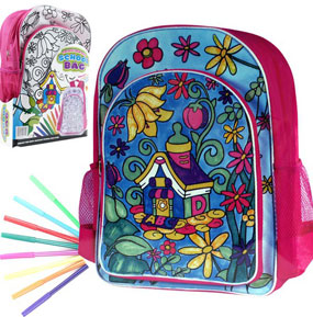 Back-to-school backpack trends for kids