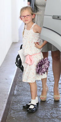 The most fashionable kids in Hollywood
