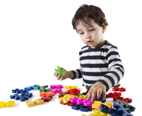 Help your kids play independently