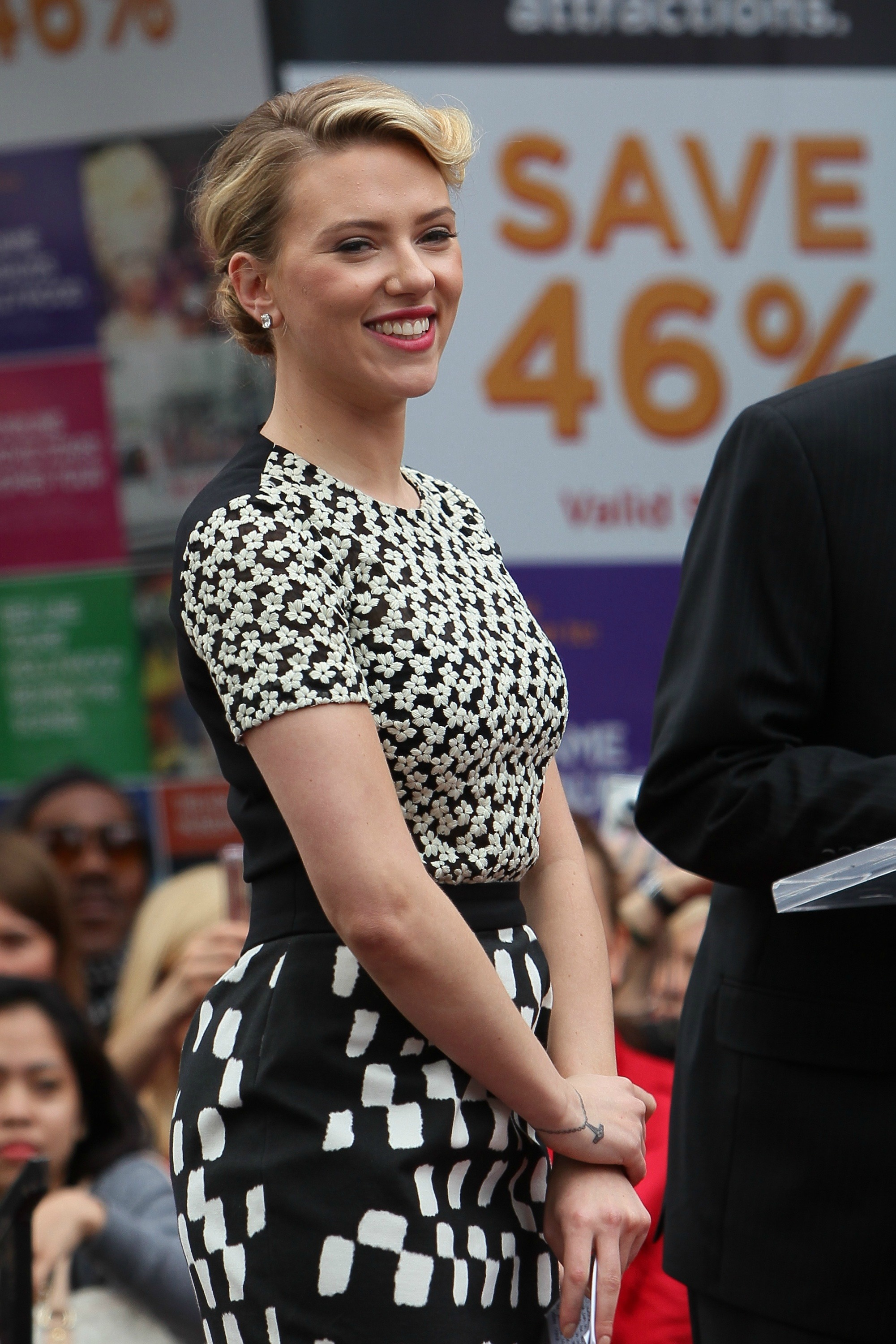 Scarlett Johansson