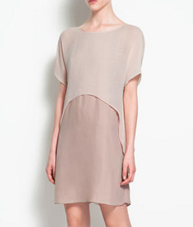 Zara's Short Front Dress