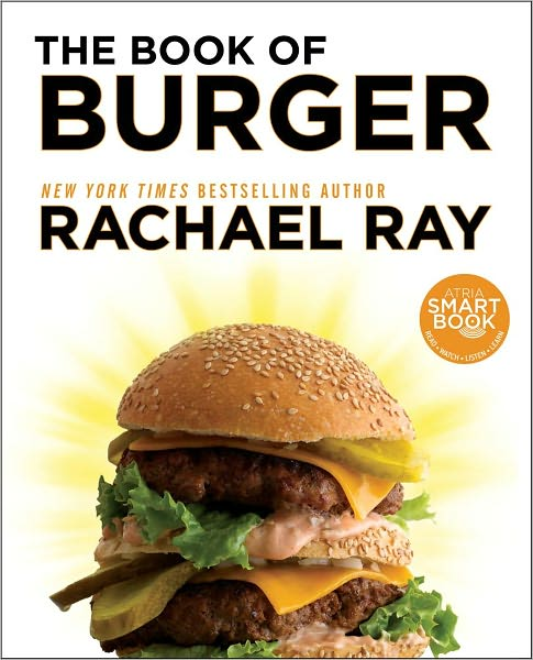 Book of Burger cover