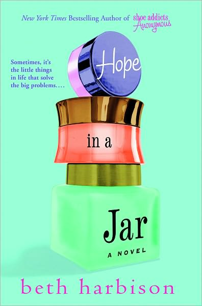 Hope in a Jar cover