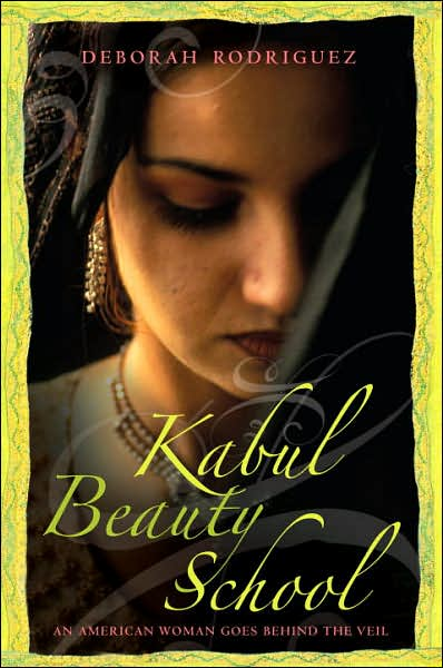 Kabul Beauty School cover