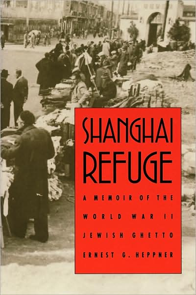 Shanghai Refuge cover